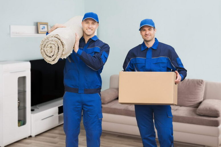 moving goods company