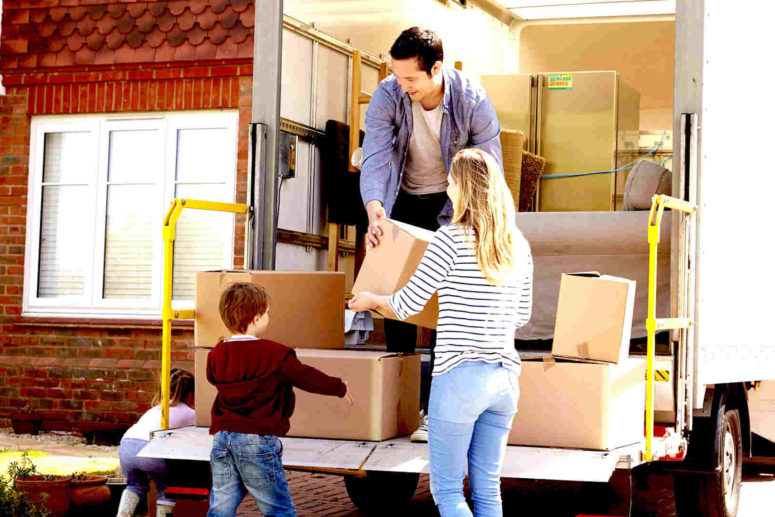 House movers in Dubai