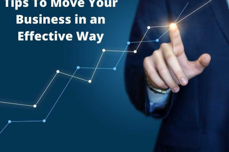 Tips for moving your Business