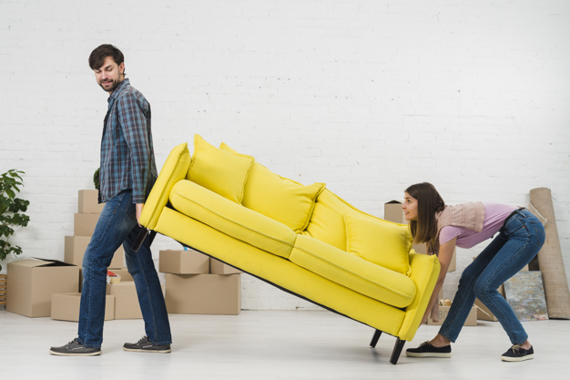 furniture movers in Abu Dhabi