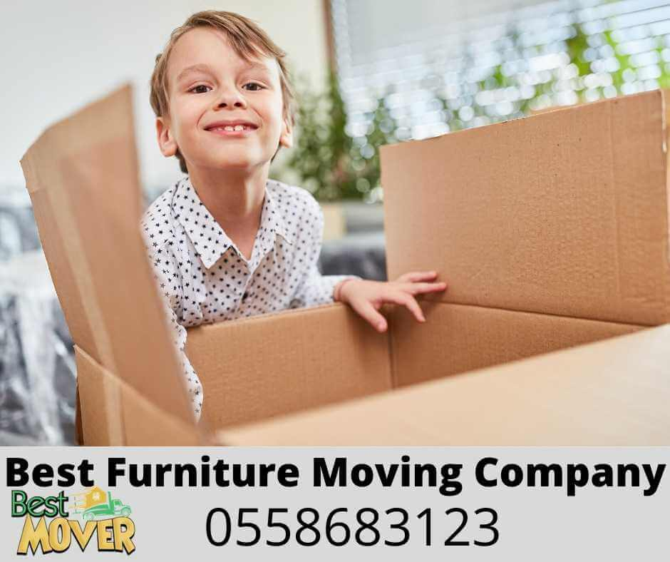 Best Furniture Moving Company in Abu Dhabi