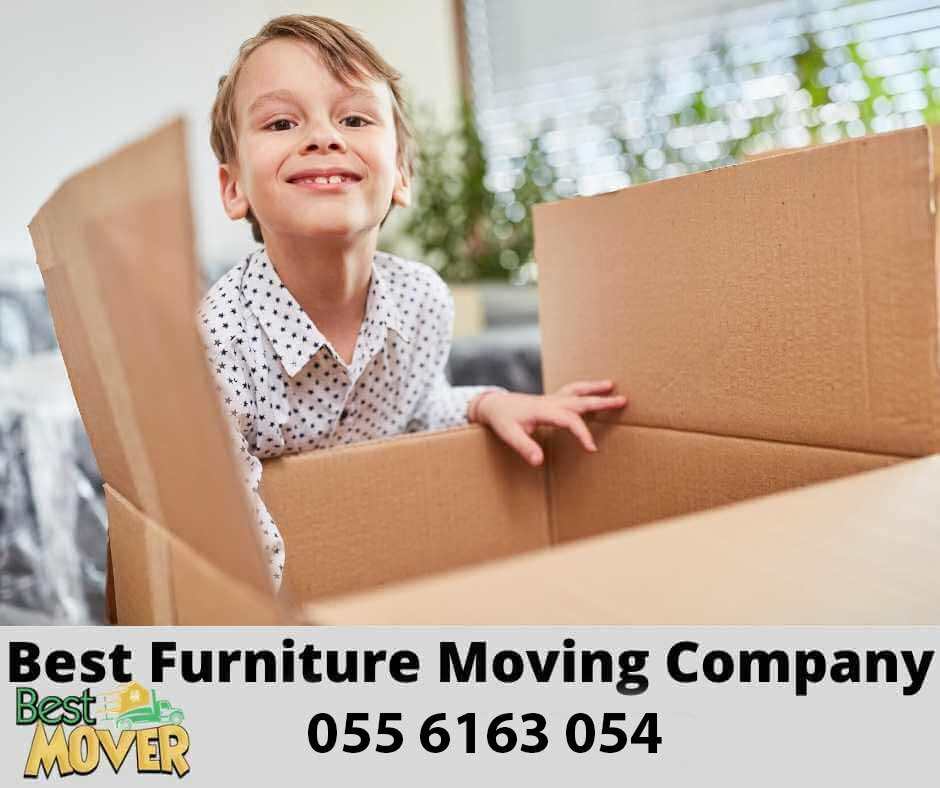 Best furniture movers in abu dhabi