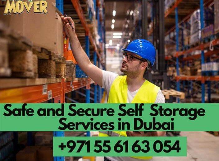 Self Storage Services in Dubai