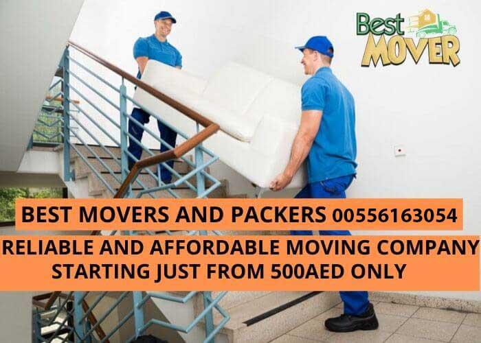 Best moving companies in Abu Dhabi