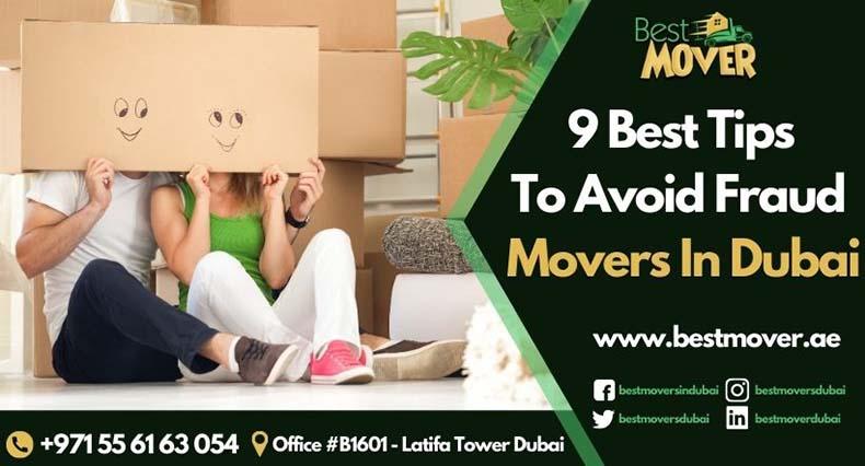 fraud movers in dubai - how to avoid fraud movers in dubai