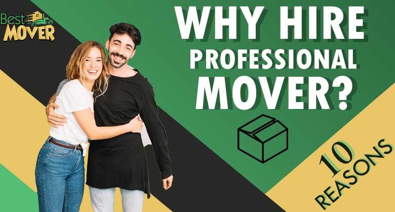 why you should hire professional movers and packers in Dubai